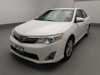 2012 Toyota Camry XLE - 1630000909