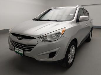 2011 Hyundai Tucson GLS - 1630001004