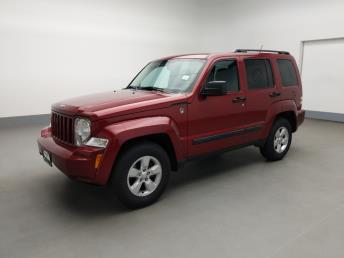2012 Jeep Liberty Sport - 1630001090
