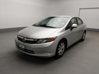 2012 Honda Civic LX - 1630001180