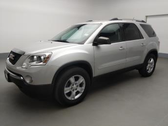 2011 GMC Acadia SLE - 1630001242