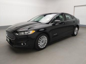 2016 Ford Fusion SE Hybrid - 1630001309