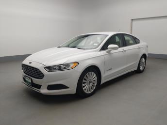 2015 Ford Fusion SE Hybrid - 1630001332