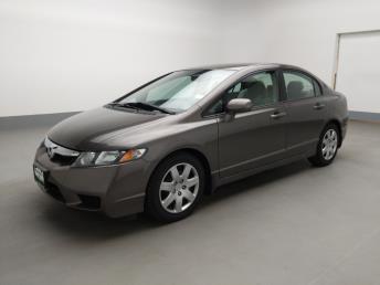 2011 Honda Civic LX - 1630001418