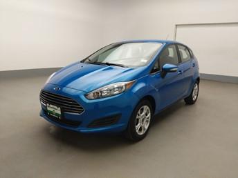 2016 Ford Fiesta SE - 1630001492