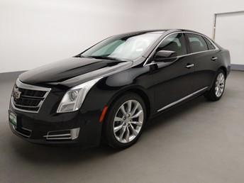 2017 Cadillac XTS Luxury - 1630001638
