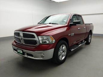 2015 Dodge Ram 1500 Quad Cab Big Horn 6.3 ft - 1630001841