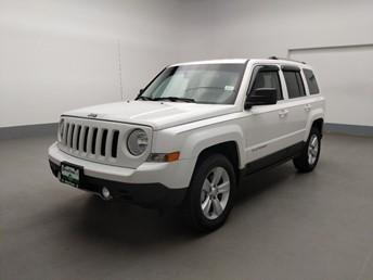 2012 Jeep Patriot Latitude - 1630001856