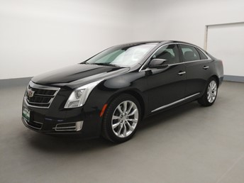 2017 Cadillac XTS Luxury - 1630001902