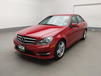 2014 Mercedes-Benz C300 4MATIC Sport  - 1630001943