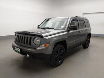 2013 Jeep Patriot Latitude - 1630002094