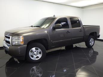 2008 Chevrolet Silverado 1500 - 1660007035