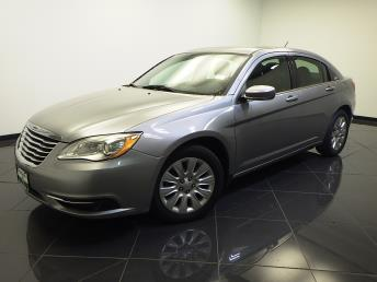 2013 Chrysler 200 - 1660007508