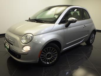 2012 FIAT 500c - 1660007811