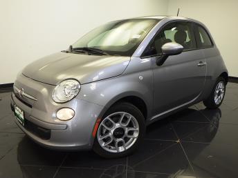 2015 FIAT 500 - 1660008034