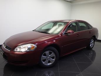 2009 Chevrolet Impala - 1660008159