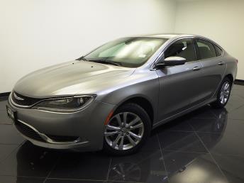 2015 Chrysler 200 - 1660008287