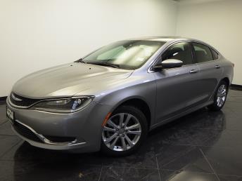 2015 Chrysler 200 - 1660008345