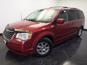2008 Chrysler Town and Country - 1660008460