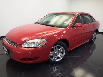 2013 Chevrolet Impala - 1660008489
