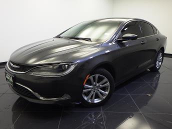 2015 Chrysler 200 - 1660008531