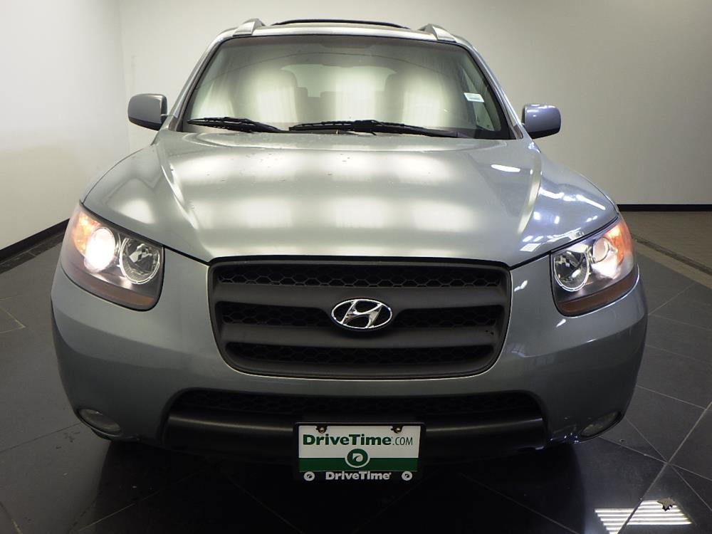 2007 hyundai santa fe for sale in kansas city 1660008779 drivetime. Black Bedroom Furniture Sets. Home Design Ideas