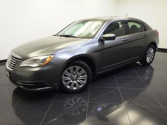2012 Chrysler 200 - 1660009091