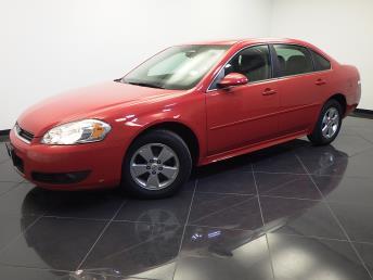 2011 Chevrolet Impala - 1660009186