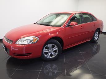 2013 Chevrolet Impala - 1660009228