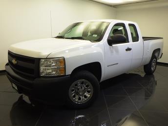 2013 Chevrolet Silverado 1500 - 1660009284