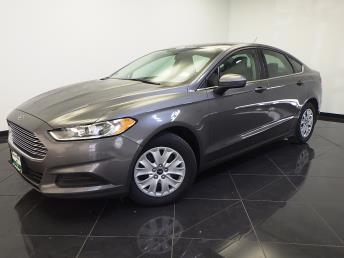 2014 Ford Fusion - 1660009382