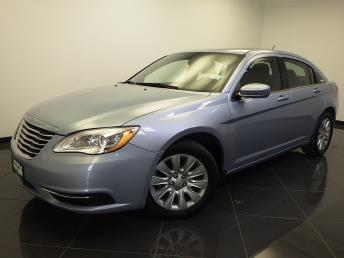2013 Chrysler 200 - 1660009504