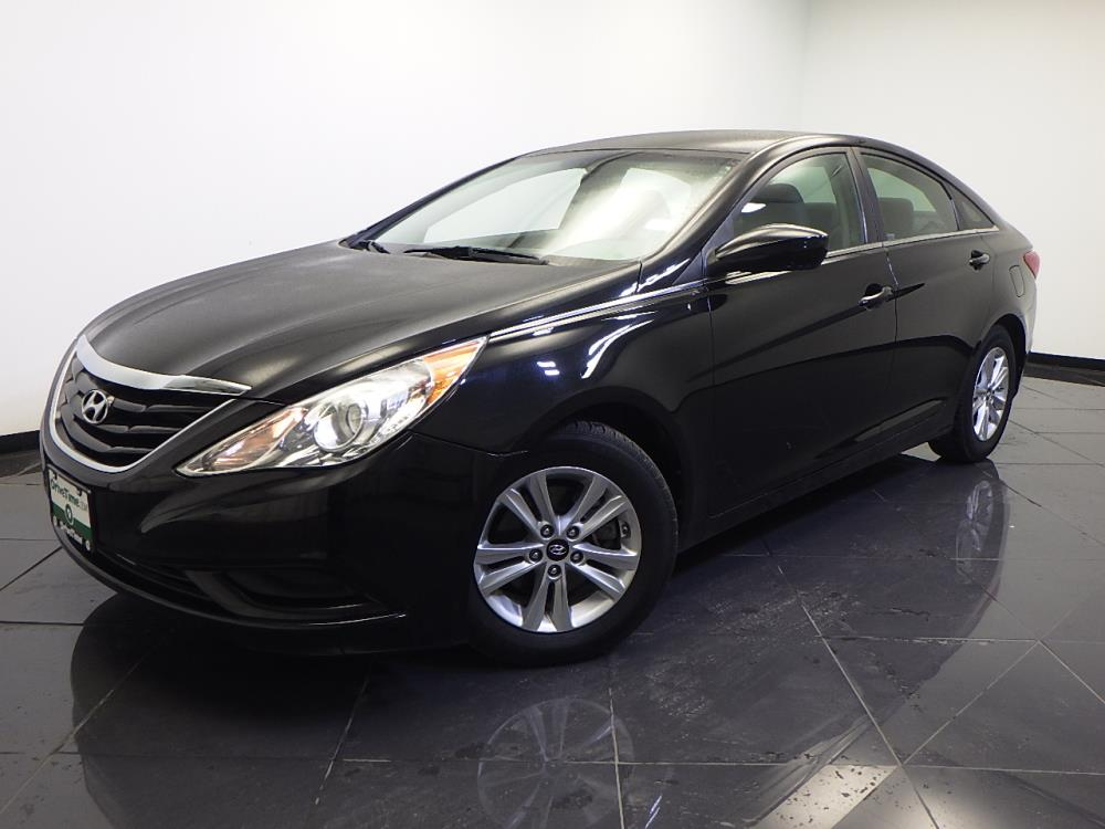 used hyundai sonata for sale in st peters mo. Black Bedroom Furniture Sets. Home Design Ideas