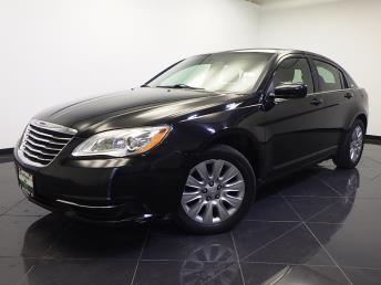 2013 Chrysler 200 - 1660009673