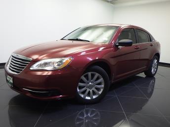 2012 Chrysler 200 - 1660009821
