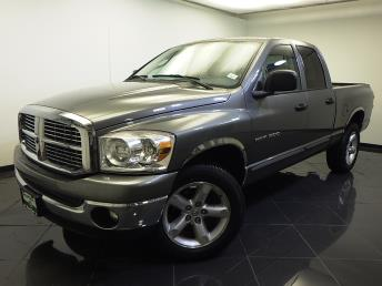 2007 Dodge Ram 1500 - 1660009871