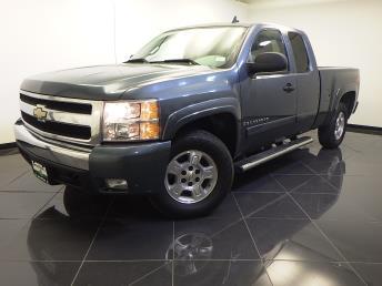 2007 Chevrolet Silverado 1500 - 1660009887