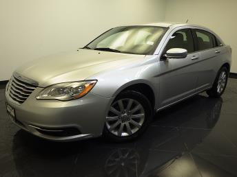 2012 Chrysler 200 - 1660009908