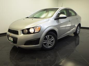 2014 Chevrolet Sonic - 1660009937