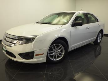 2012 Ford Fusion - 1660009981