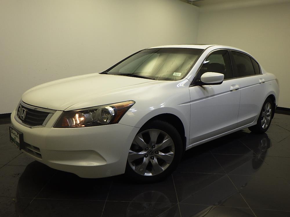 2008 Honda Accord - 1660010030
