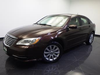 2013 Chrysler 200 - 1660010039
