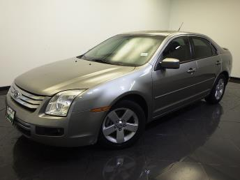 2009 Ford Fusion - 1660010068