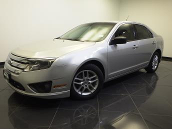 2010 Ford Fusion - 1660010113