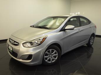 2014 Hyundai Accent - 1660010149