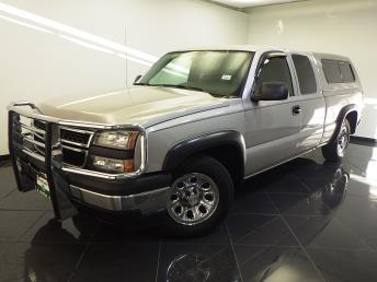 2006 Chevrolet Silverado 1500 - 1660010164