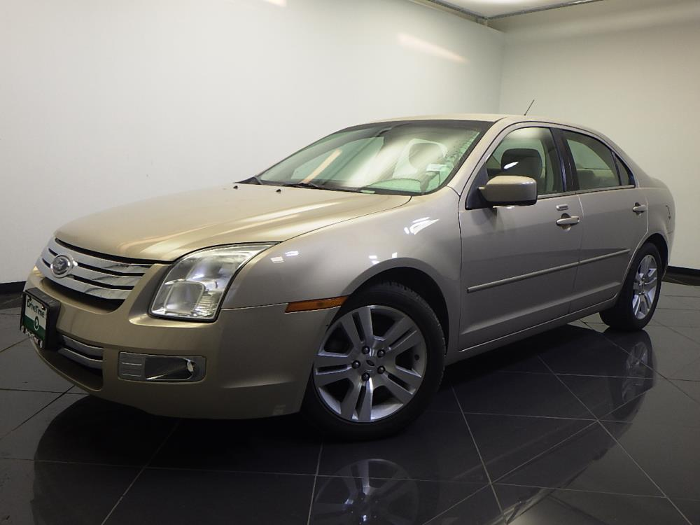 2008 Ford Fusion - 1660010292