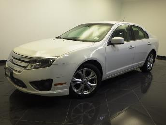 2012 Ford Fusion - 1660010332