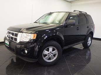 2012 Ford Escape - 1660010339