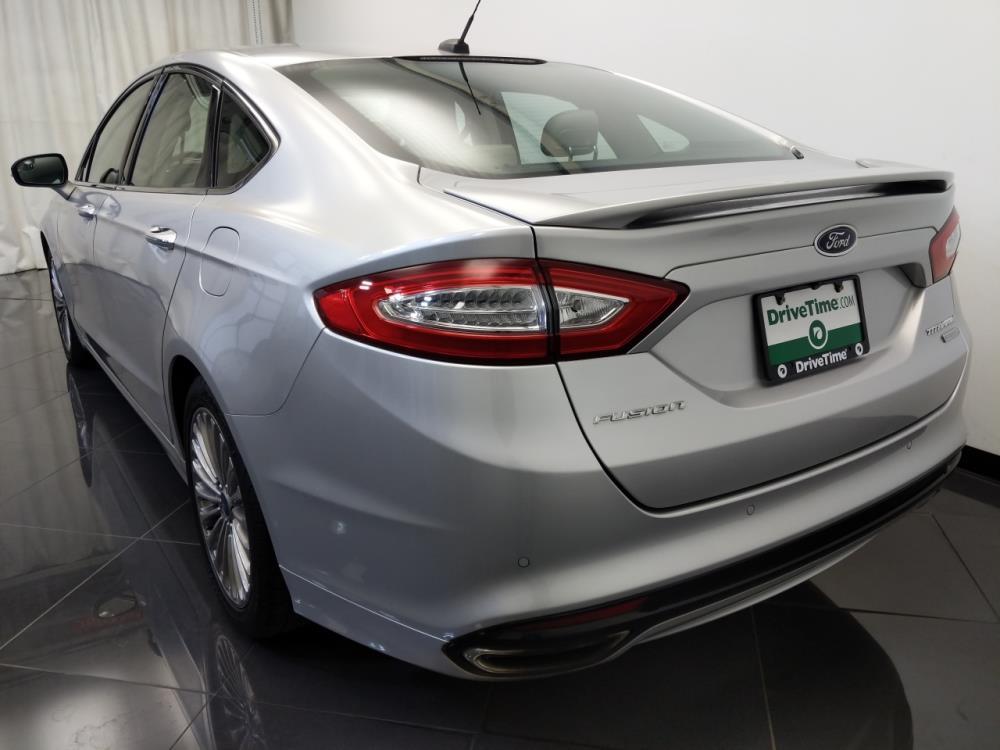 2015 Ford Fusion Titanium - 1660010554